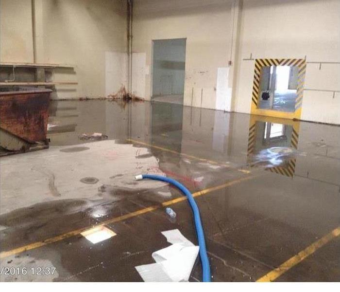 Commercial Tips for Commercial Water Damage