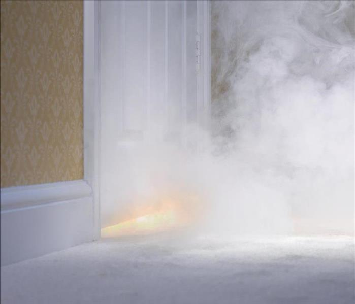 Fire Damage Characteristics of Smoke and Why Fire Damage in Your Goodyear Home Needs Professional Assistance
