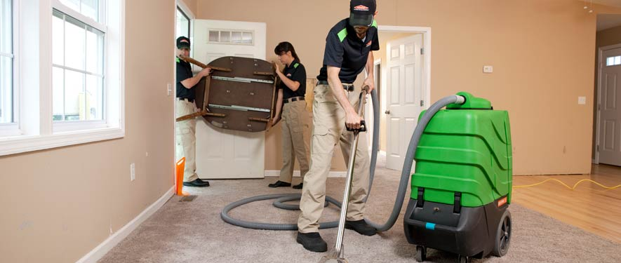 Phoenix, AZ residential restoration cleaning